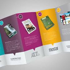 graphic design ideas inspiration beautiful deca fold brochure design 3 20 simple yet beautiful