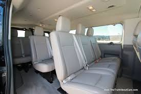 nissan urvan interior 2013 nissan nv 3500 passenger van interior rear seats picture