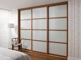 Bedroom Cupboard Doors Ideas Custom Sliding Wardrobe Doors Design Ideas For Bedroom Inovatics