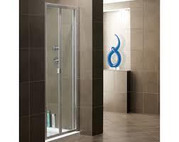 Bifold Shower Door Bifold Shower Door For Recess W1000mm Bifold Shower Doors