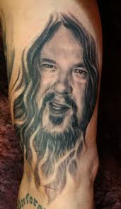 phil young hope gallery tattoos music dimebag