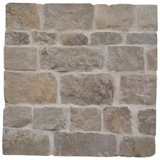 limestone tile natural stone tile the home depot