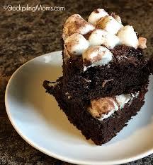 cocoa dump cake recipe