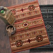 southwest area rugs coffee tables western rugs aztec rug runner native american area