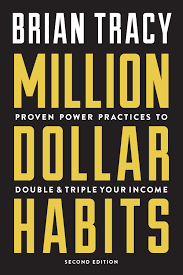 million dollar habits by brian tracy