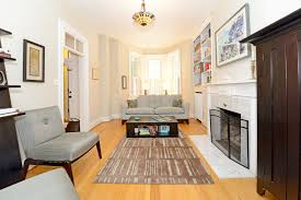 living room living room small narrow wooden varnished long