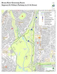 Bronx Map Home Bronx River Data