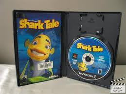 shark tale sony playstation 2 2004 47875806979 ebay