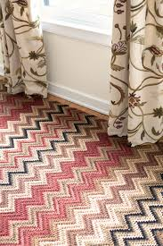 Pottery Barn Zig Zag Rug by Flooring Chevron White Jute Rugs For Floor Decoration Ideas