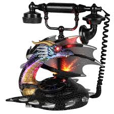 home depot halloween lights home accents holiday 11 in dragon phone with sound and light