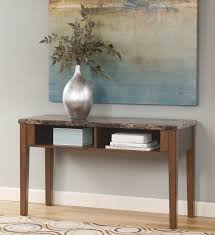 buy ashley furniture t158 4 theo console sofa table