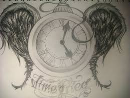 time flies remake by belleu on deviantart time flies tattoo