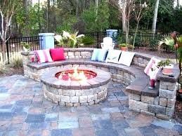 patio ideas backyard fire pit designs ideasbackyard with and