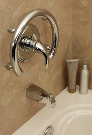 Bathtub Handicap Railing Ada Compliant Grab Bars That Don U0027t Really Look Like Grab Bars