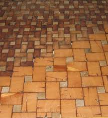 end grain cobble block wood tile flooring wood tile floors tile