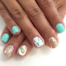 80 cute summer nails arts ideas summer nail art