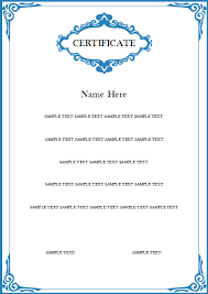 student excellent award free student excellent award templates