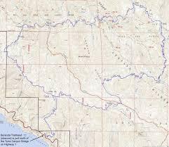 Big Sur Map Big Sur Boronda Loop U2013 Doing Miles