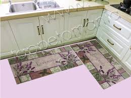 tappeti cucina on line gallery of tappeti cucina antimacchia decoro lavanda tappeti per