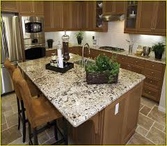 granite island kitchen kitchen island granite top breakfast bar home design ideas