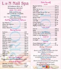 acrylic nails price list cute nails for women