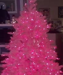 pink christmas tree cotton candy pink christmas tree treetopia