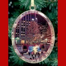 rockefeller center new york ornament