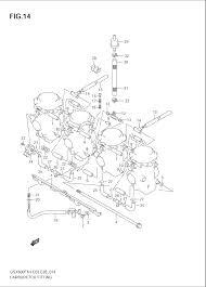 2004 suzuki katana 600 gsx600f carburetor fittings parts best