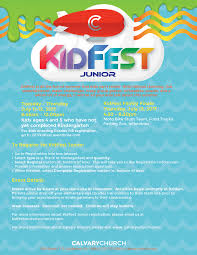 calvary church kidfest jr 2017 souderton campus registration