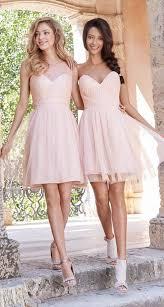Pink Bridesmaid Dresses 38 Beautiful Spring Bridesmaids U0027 Dresses Weddingomania
