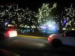 celebration fl christmas lights train ride christmas celebration fl 2014 youtube