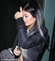 jenner hair extensions jenner reveals inspired hair extensions daily