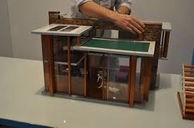 miniature modern dollhouse by brinca dada modern urban