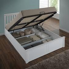 Wooden Platform Bed Frame Solid Wood Platform Bed U2014 Derektime Design How To Make Wood Bed