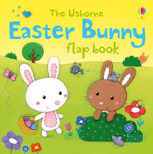 easter bunny books easter bunny flap book at usborne books at home organisers