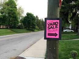 yard sale tips u0026 tricks how we made 1549
