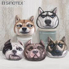 pug home decor cute dog cushion cover pillow cases pillowcase creative fluffy