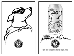 cartoon beer black and white marketing28 urban underdog u2013 a beer designed specifically for st