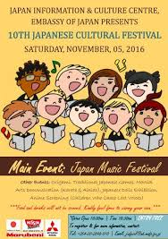 10th japanese cultural festival nov 5 2016 japan information