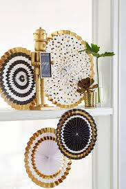black and gold decorating ideas for entertaining diy network