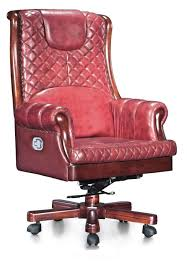 Best Leather Armchair Red Leather Office Chairs Richfielduniversity Us