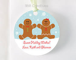printable gingerbread man gift tags merry woofmas photo christmas card dog photo card
