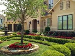 Houston Landscape Design by 28 Best Landscaping For Front Yard Images On Pinterest Front