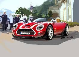 mini superleggera is go expect slinky mini roadster in 2018 by