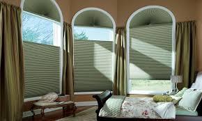window treatment window treatments for specialty shapes hunter douglas