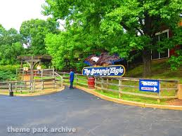 Six Flags Stl Screamin U0027 Eagle At Six Flags St Louis Theme Park Archive