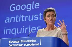 si e de l union europ nne l union européenne punit d une amende record de 2 42