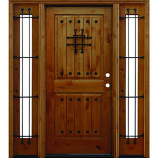 6 Panel Interior Doors Home Depot by Pacific Entries 70 In X 80 In Mediterranean Rustic 2 Panel V