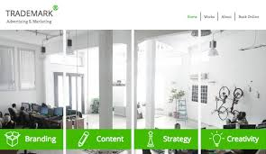 architect website design agency website templates design wix