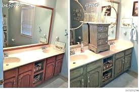 how to redo a bathroom sink how to redo bathroom cabinets justget club